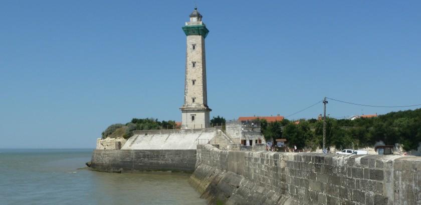 Leuchtturm Pointe-de-Vallieres