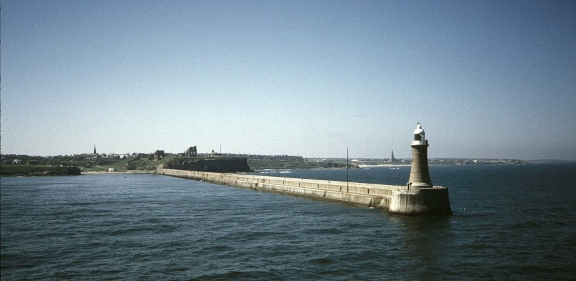 Newcastle Hafen, Tynemouth Head