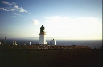 Leuchtturm Dunnet Head