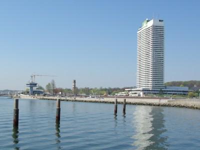 Travemünde Leuchtturm im Maritim-Hotel