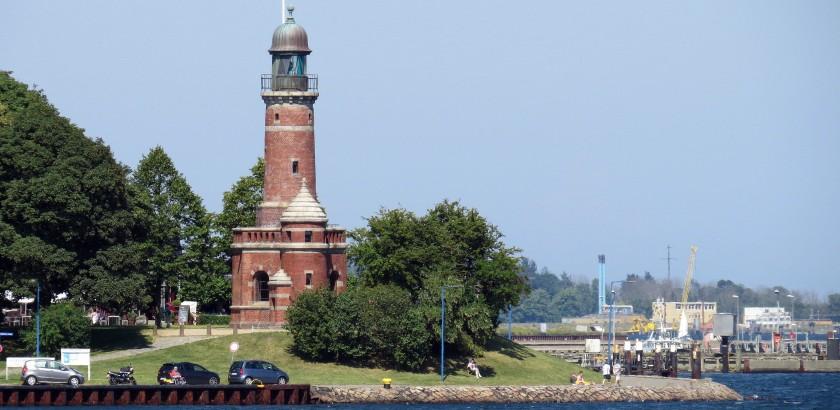 Leuchtturm Kiel-Holtenau Nord