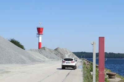Leuchtturm Kiel-Holtenau Süd 2014