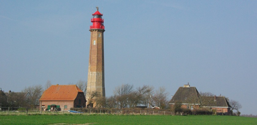 Leuchtturm Flügge