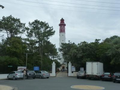 Leuchtturm Cap Ferret