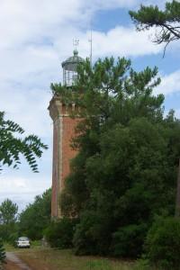 Leuchtturm Hourtin Nord